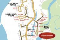 Lagoon Villas Sea Pines Plantation Hilton Head Island SC Real Estate - Map of sea pines hilton head island